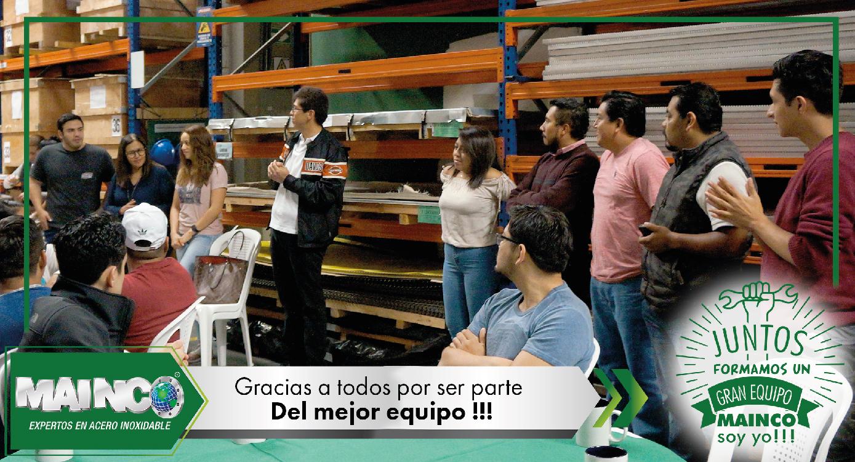 imagen 12 galeria Juntos formamos un gran equipo MAINCO soy yo !!!