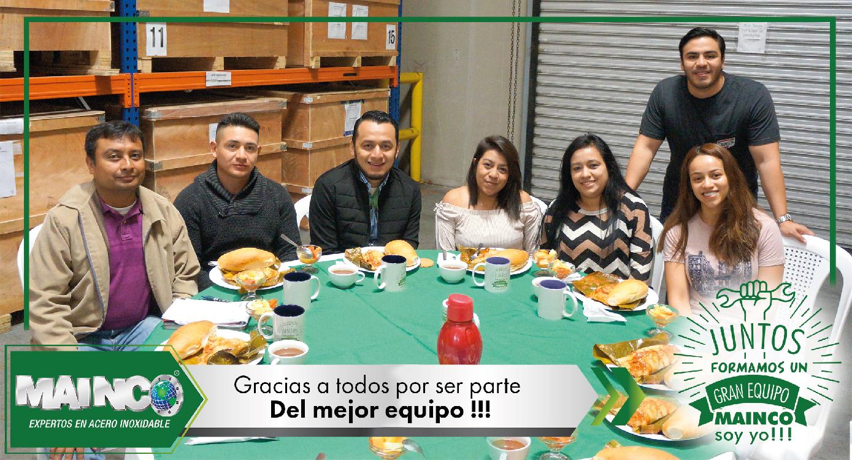 imagen 9 galeria Juntos formamos un gran equipo MAINCO soy yo !!!