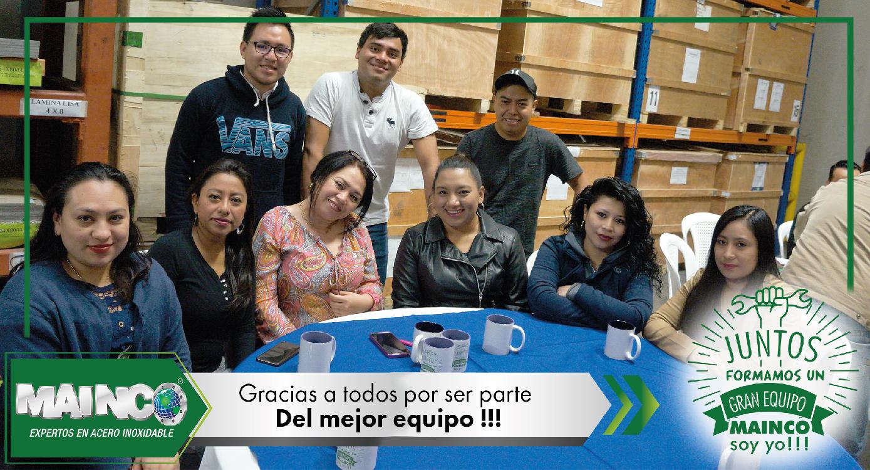 imagen 10 galeria Juntos formamos un gran equipo MAINCO soy yo !!!