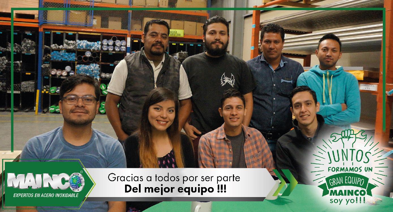 imagen 13 galeria Juntos formamos un gran equipo MAINCO soy yo !!!