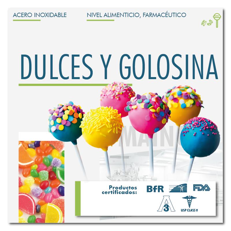 Dulces y Golosina