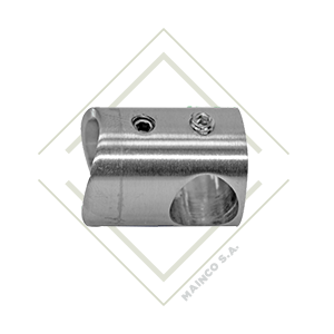 base, para, tubo, acero, inox, guatemala, mainco, ntal, boca, pesacdo, tubo, vertical