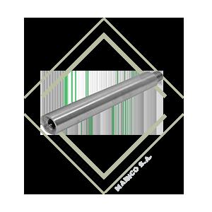 base, pared, tubo, flexible, acero, inox, guatemala, mainco, tapon, perforado, tapon, perforado, recta