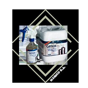 genox, dry, skin, acero, inox, inoxidable, mainco, guatemala, limpieza, proteccion,