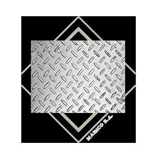 lamina labrada antideslizantes ss304, lamina lagrimada en acero inoxidable, lamina para camiones en acero inoxidable