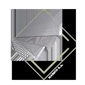lamina, perforada, 1x2, ss304, acero, inox, inoxidable, 304, canastillas, filtro, filtracion, guatemala, mainco, secado