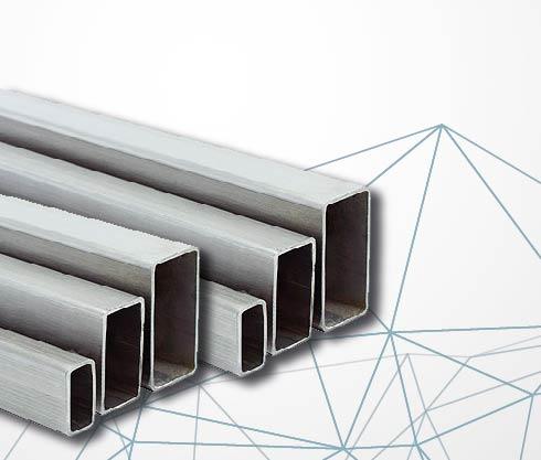 tubo, acero inox, acero inoxidable, decorativo, guatemala, mainco, pasamanos, rectangular, estructural, arquitectonico,