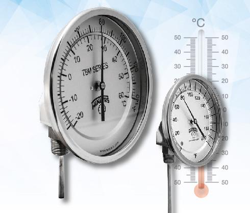 termometro, bimetalico, acero, inox, inoxidable, mainco, guatemala, temperatura, hornos, temperatura, ajustable,