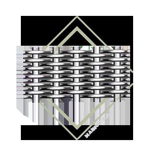 malla tejido holandes acero inoxidable ss304, malla entrelazada acero inox, malla para filtracion de plastico acero inox