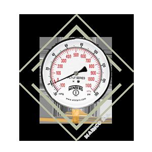manometro, vacuometro, psi, hg, presion vacio, manovacuometro, pct, acero, inox, bronce